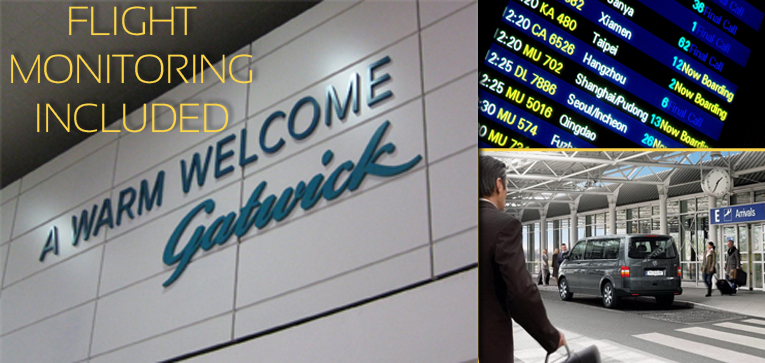 Gatwick Airport Minicab Service