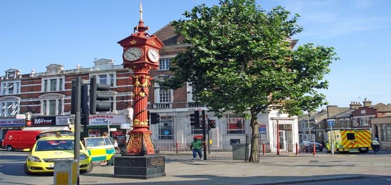 Harlesden Jubilee Clock