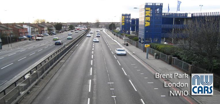 A40 Brent Park