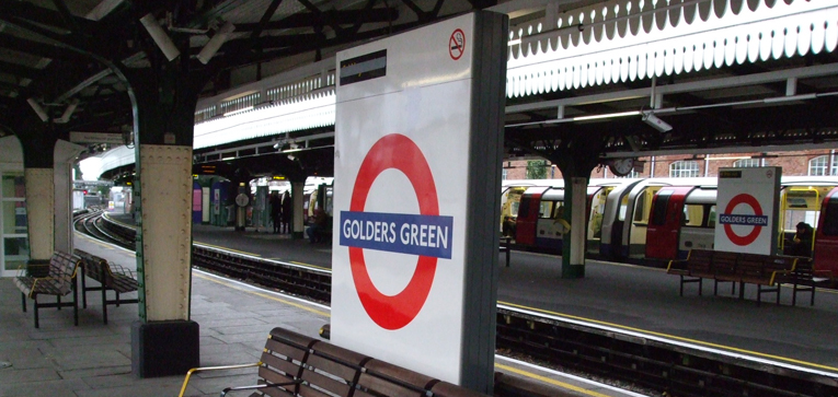Golders Green Station