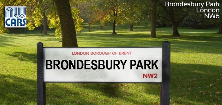 Brondesbury Park Sign
