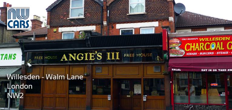 Angies Pub Wilesden Lane
